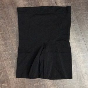 Spanx bike shorts tummy control